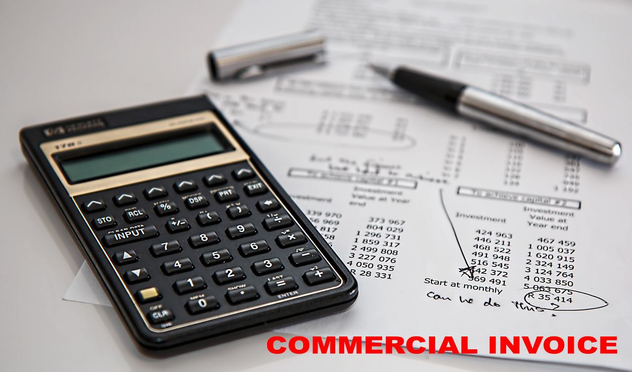 Hóa đơn thương mại Commercial invoice là gì