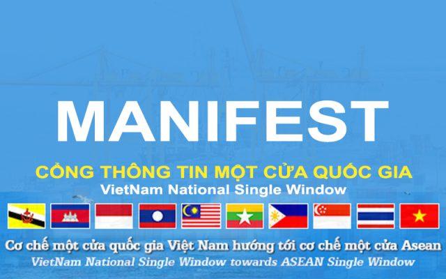 Manifest là gì? Hướng dẫn khai manifest