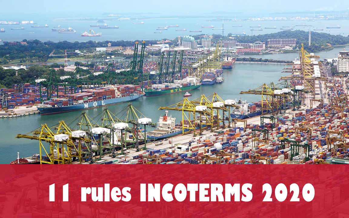 Incoterms 2020 explaination