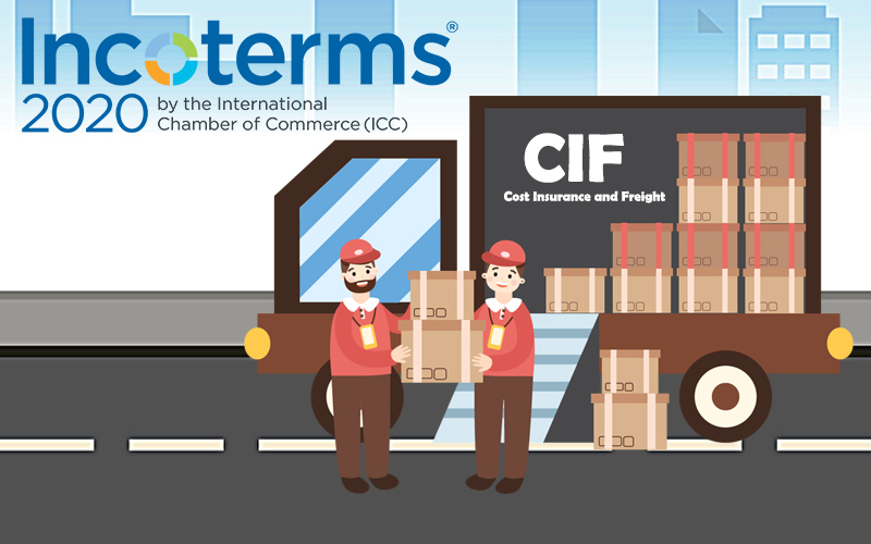 What is CIF incoterms 2020