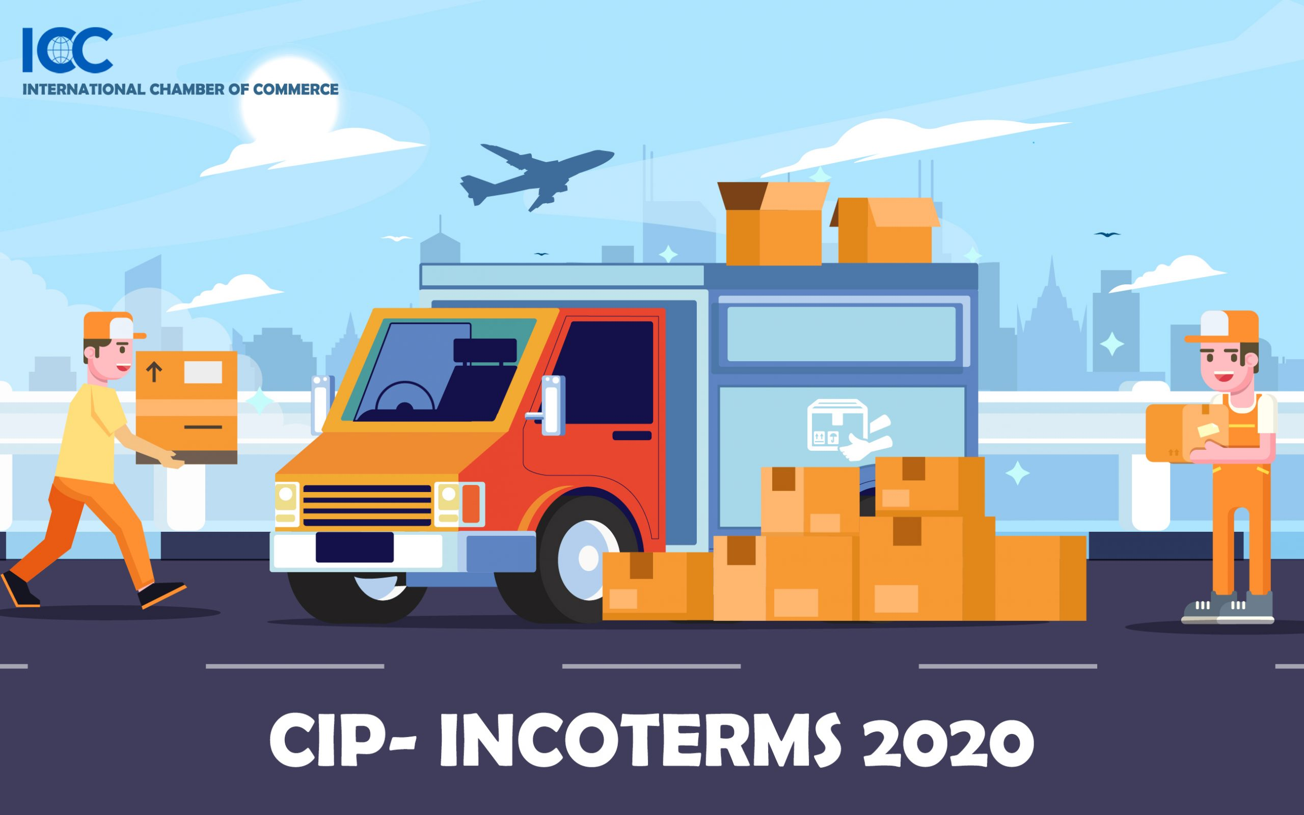 What is CIP incoterms 2020