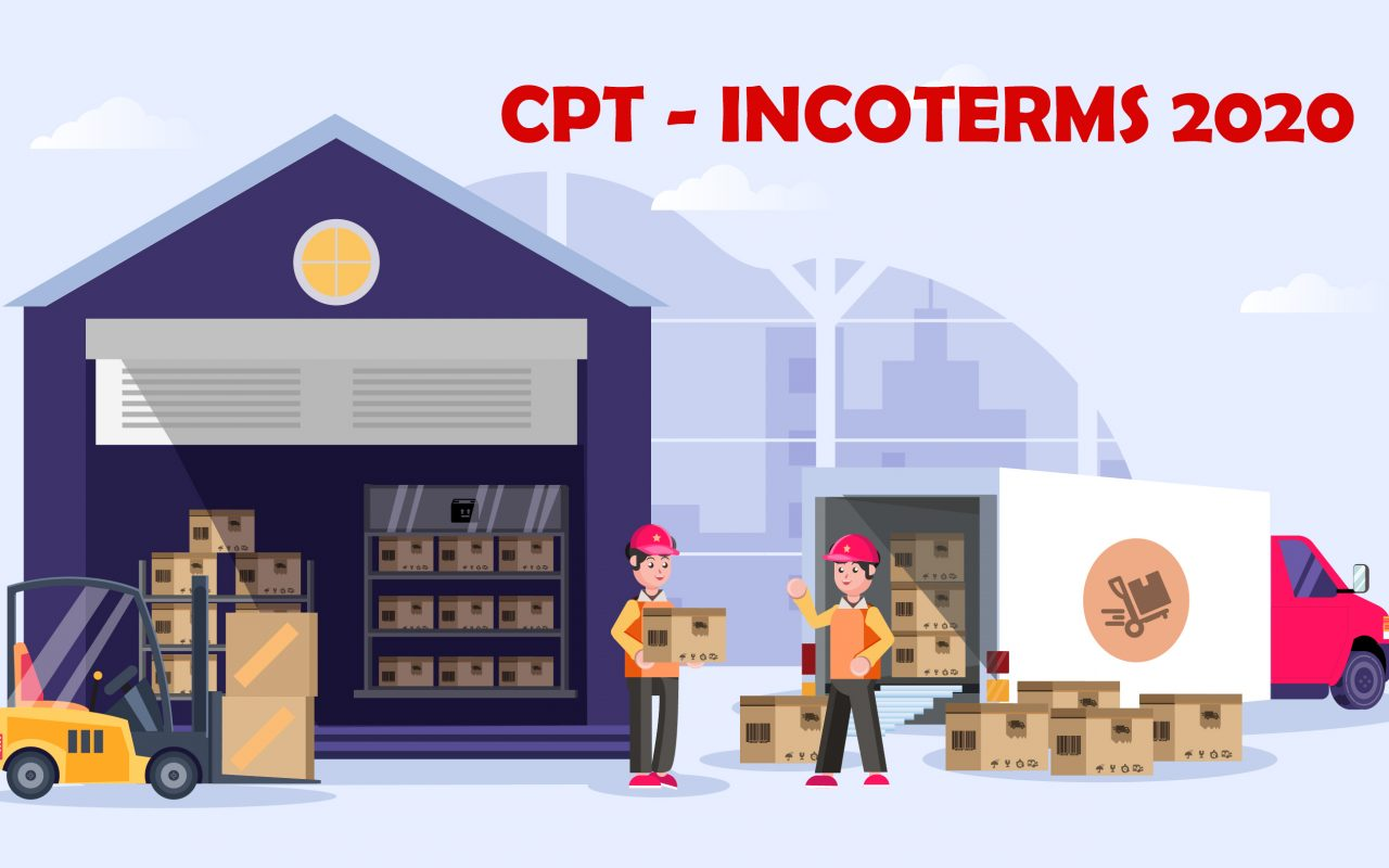 What is CPT incoterms 2020