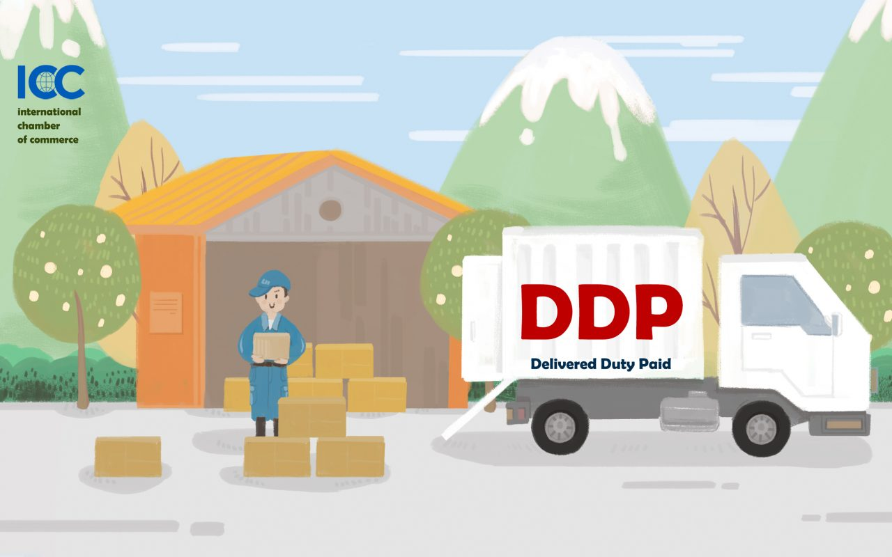 What is DDP incoterms 2020
