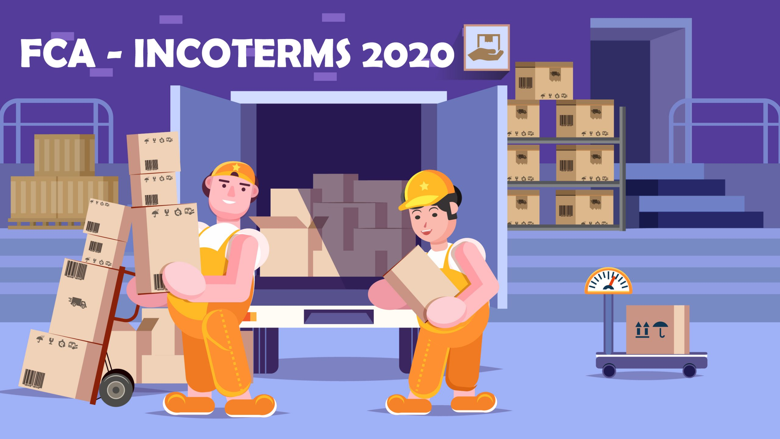 What is FCA incoterms 2020