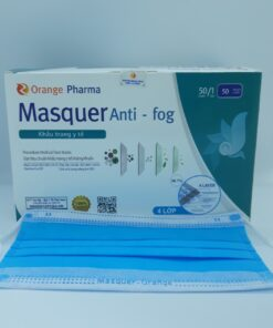 BLUE COLOR MASQUER MEDICAL FACEMASKS