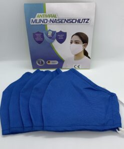 ANTI-BACTERIAL CLOTH FACEMASK