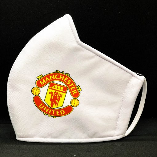 Face Masks With Football Club LogoFace Masks With Football Club Logo - ManU - Manchester united - MU