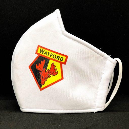 Face Masks With Football Club LogoFace Masks With Football Club Logo - Watford