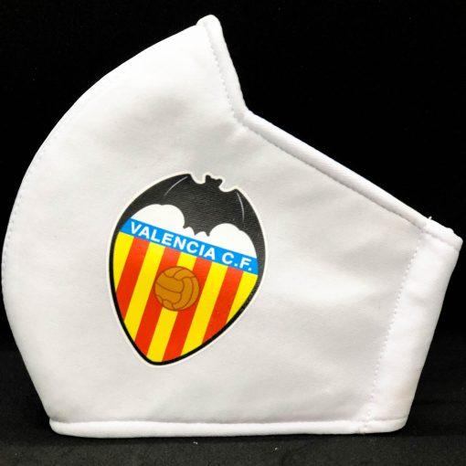Face Masks With Football Club Logo - valencia