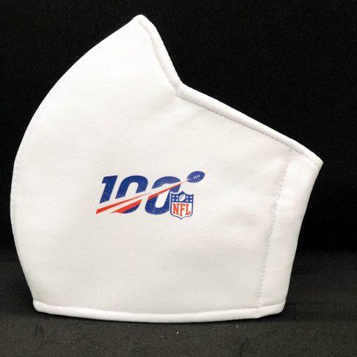 Facemasks With NFL Team Logo