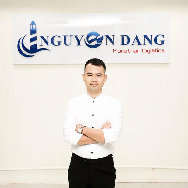 Nguyen Dang Viet Nam team - Mr Hai