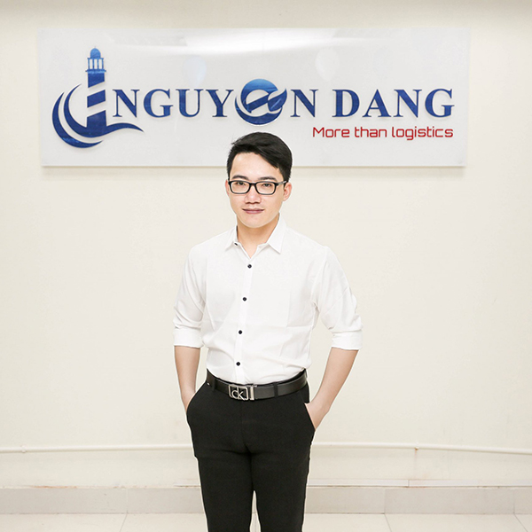 Nguyen Dang Viet Nam team - Mr Jay