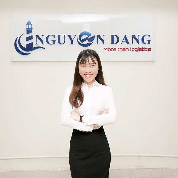 Nguyen Dang Viet Nam team - Ms Ann Vu
