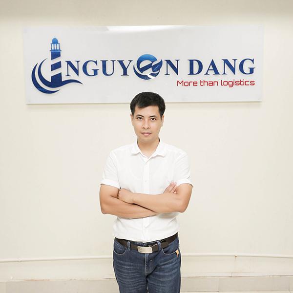 Nguyen Dang Viet Nam team - Mr Fernando