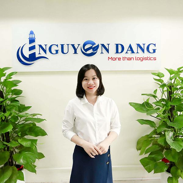 Nguyen Dang Viet Nam team - Mrs Hanh