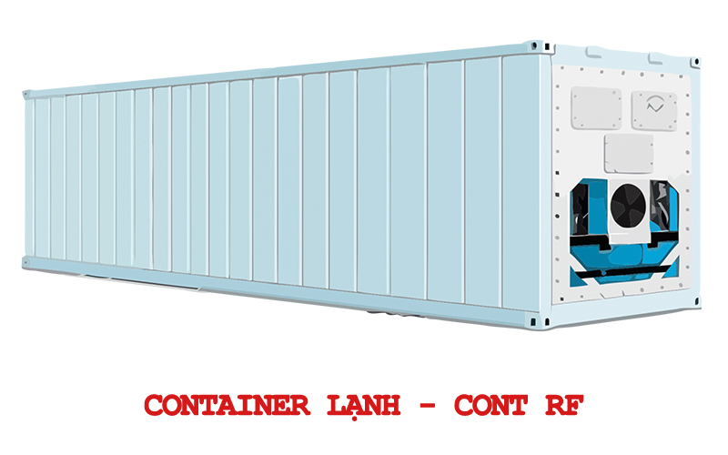 CONTAINER LẠNH - CONT RF