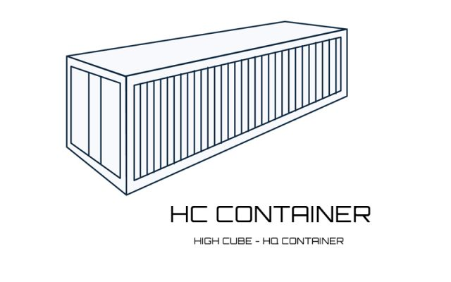 CONTAINER CAO - HIGH CUBE