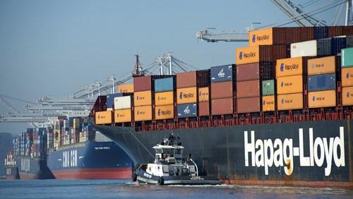 CMA CGM và Hapag Lloyd điều chỉnh giá cước châu Á