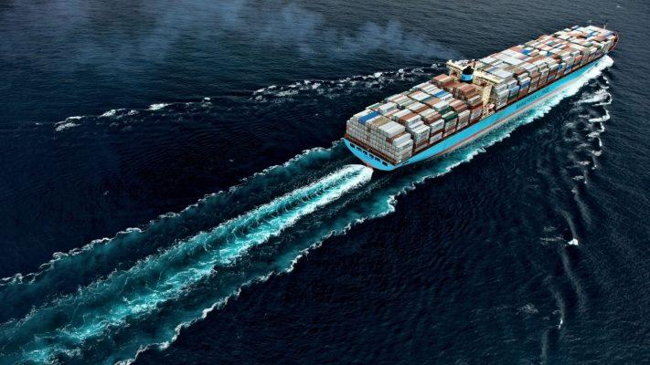 Maersk ra mắt tuyến mới Thái Bình Dương
