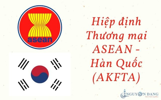 Hiệp định Thương mại ASEAN - Hàn Quốc (AKFTA)