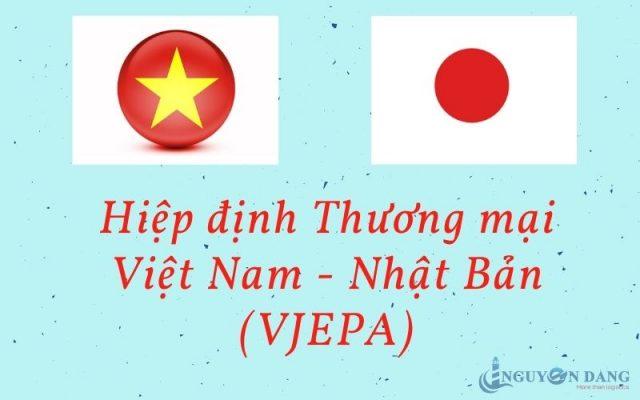 Hiệp định Thương mại Việt Nam - Nhật Bản (VJEPA)