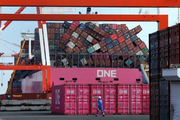 Vì sao ngày càng có nhiều container rơi xuống biển