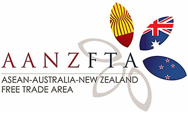 Hiệp định Thương mại ASEAN - ÚC - NEW ZEALAND (AANZFTA)