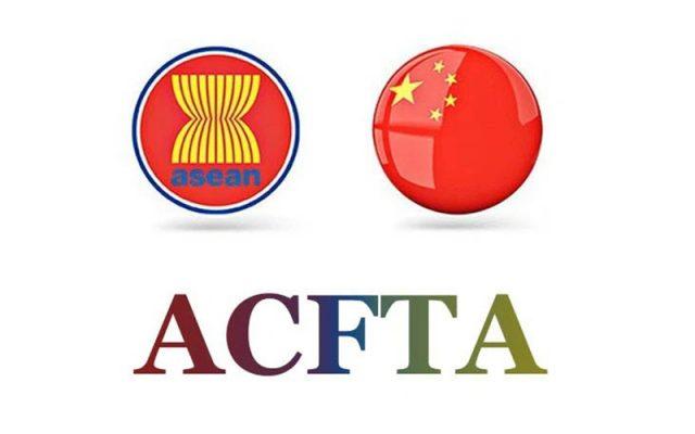 Hiệp định Thương mại tự do ASEAN - Trung Quốc (ACFTA) - NĐVN
