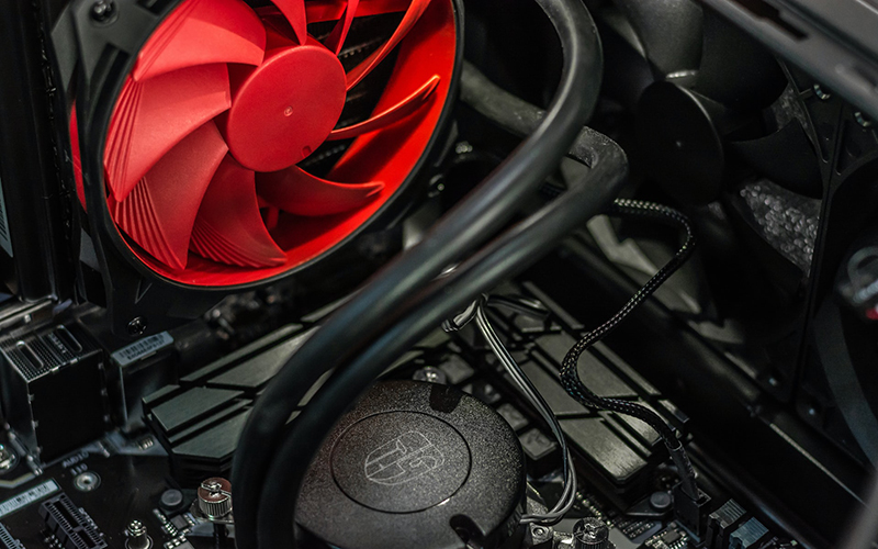 Thủ tục nhập khẩu quạt tản nhiệt bo mạch điện tử