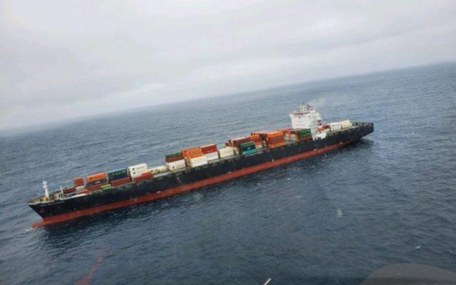 Tàu NYK Delphinus của ONE bị cháy khoang động cơ
