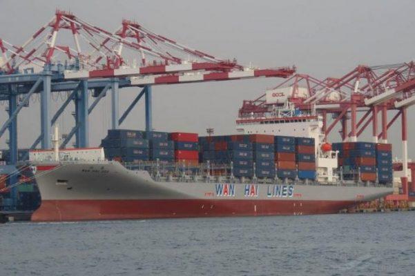 Wan Hai khai trương tuyến mới Bờ Tây Châu Á-Nam Mỹ