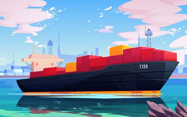 Các loại tàu chở hàng phổ biến hiện nay - Types of Cargo Ships