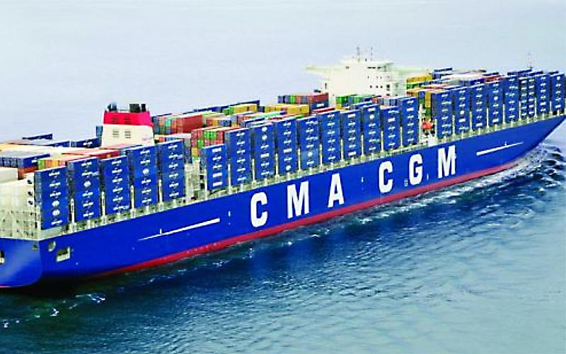 cma-cgm tăng thêm phụ phí