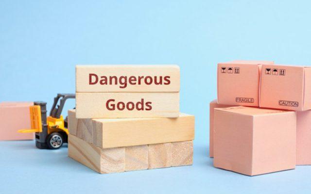 Hàng hóa nguy hiểm - Dangerous Goods
