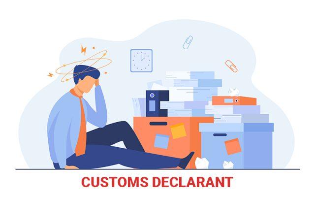 Người khai hải quan (Customs declarant) là gì? Quyền và nghĩa vụ của người khai hải quan