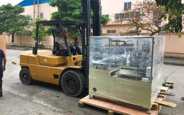 Chùm ảnh vận chuyển hàng thường - General cargo shipment photos
