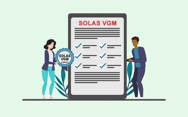 Solas VGM - Verified Gross Mas