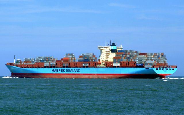 Maersk khai trương một số tuyến Viễn Đông-Hoa Kỳ mới