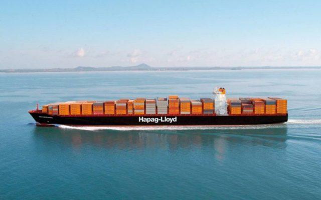 Hapag Lloyd thiết lập GRI mới ở Mỹ Latinh và Ấn Độ