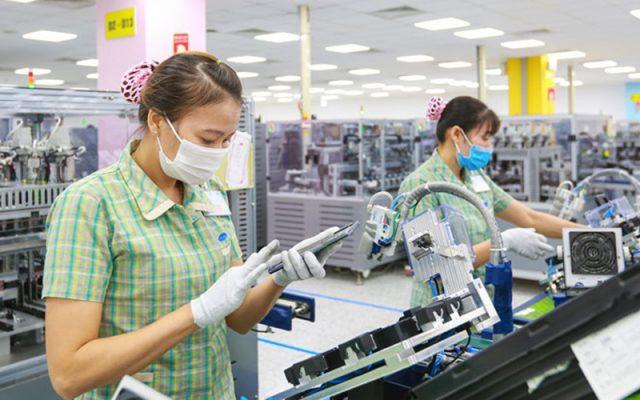 Xuất khẩu điện tử dự báo sẽ tăng mạnh trong năm nay