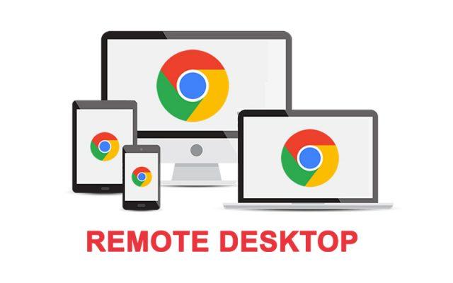 Chrome Remote Desktop - Điều khiển máy tính bằng điện thoại