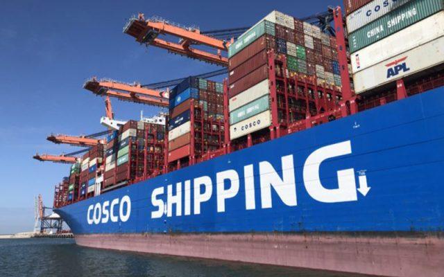Cosco Shipping Lines nâng cấp đội tàu lạnh với EverFresh