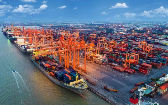 Cảng biển Hải Phòng hình thành cảng trung chuyển quốc tế